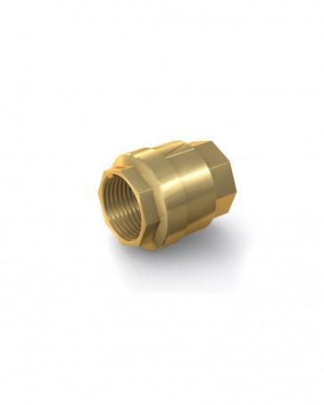 "Rückschlagventil Messing - IG G 2"" / IG G 2"" - max. 20 bar - DN 50 mm"