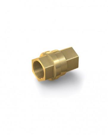 "Rückschlagventil Messing - IG G 3/4"" / IG G 3/4"" - max. 30 bar - DN 20 mm"