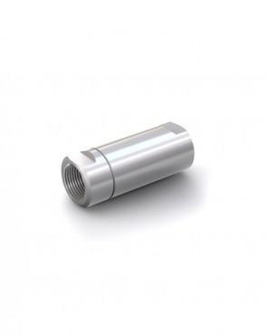 """Rückschlagventil Edelstahl - IG G 1"""" / IG G 1"""" - max. 250 bar - DN 20 mm"""