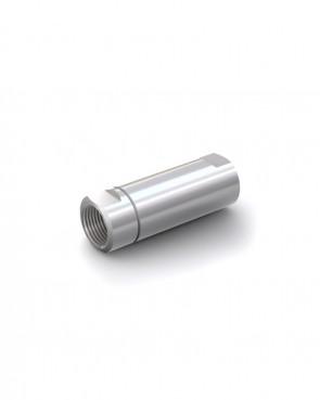 """Rückschlagventil Edelstahl - IG G 3/4"""" / IG G 3/4"""" - max. 250 bar - DN 16 mm"""