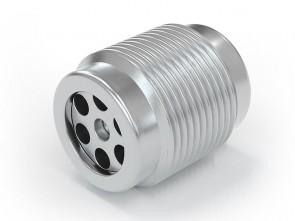 Einschraubventil Edelstahl - AG M14x1,5 / AG M14x1,5 - max. 250 bar - DN 6 mm